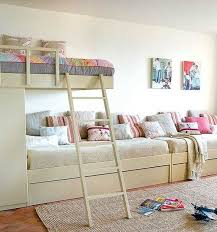 2 floor bed 30 room design ideas with functional two children bedroom decor