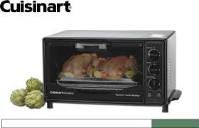 Cuisanart Toaster Oven Cuisinart Oven Tob 30 Series User Guide Manualsonline Com