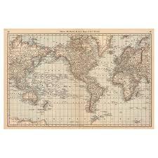 swag paper rand mcnally 1879 world atlas map self adhesive swag paper rand mcnally 1879 world atlas map self adhesive wallpaper hayneedle