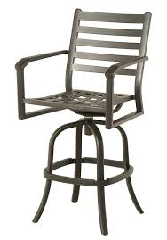 Outdoor Swivel Bar Stool Westfield Outdoor Swivel Bar Stool