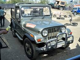 modified mahindra jeep file mahindra thar in mumbai 2012 jpg wikimedia commons