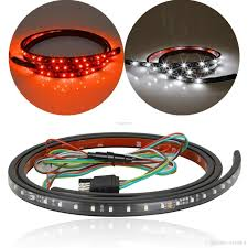 Amber Led Strip Lights by 60 Inch Red White Tailgate Led Strip Light Bar Reverse Brake Turn