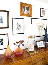 Picture Frame Wall by How To Mat And Frame Artwork Hgtv