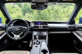 lexus sport 2017 inside 2017 lexus is 200t our review cars com