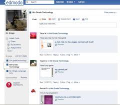edmodo teacher edmodo like facebook for the classroom tales from a 21st century