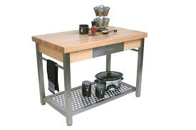 john boos cucina grande prep table with butcher block top default name