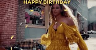 Beyonce Birthday Meme - beyonce birthday gif shared by kirirgas on gifer