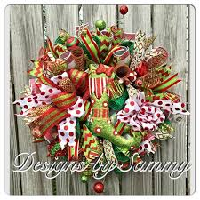 christmas wreaths for sale 235 best designs by sammy images on deco mesh wreaths