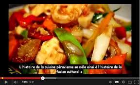 histoire de la cuisine et de la gastronomie fran軋ises histoire de la cuisine gastronomie péruvienne