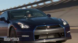 nissan sports car blue 2012 nissan gt r road and track youtube