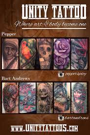 unity tattoo unify tattoo company