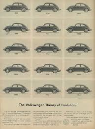 the volkswagen theory of evolution photo picture