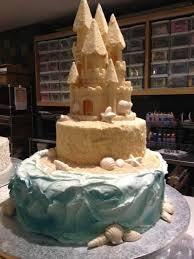 24 best sand castle wedding cake images on pinterest sand castle