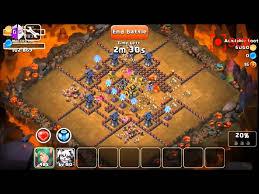 game castle clash mod apk real castle clash hack mod dungeon guild boss fight hbm apk