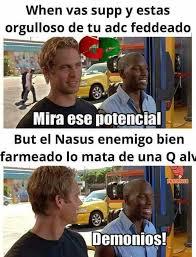 Memes De Lol - típico v liga de leyendas memes lol facebook