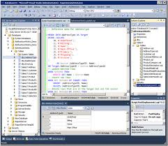 how to view table in sql including data in a sql server database project sql server data