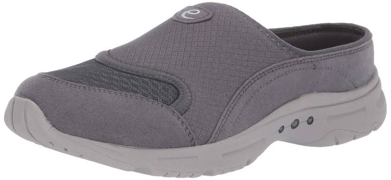 Easy Spirit Birch 2 Flats Grey- Womens