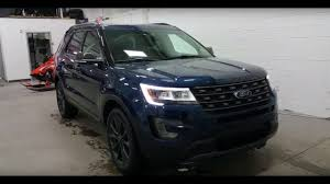 Ford Escape Black Rims - 2017 ford explorer xlt sport appearance w 20