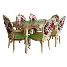 Baroque Dining Table Table Set Baroque 01 Stgb Finish