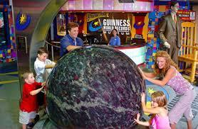 guinness world records museum niagara falls canada book now