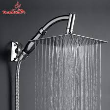 bathroom shower head ideas exterior shower head delta h2okinetic 3 in 20 gpm 76 lpm 5 spray