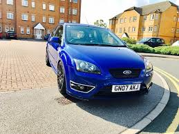 ford focus st 3 2007 plate 12 months mot u0026 full service history