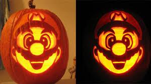 mario halloween pumpkin u2013 halloween wizard