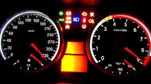 bmw speedometer bmw m3 e92 0 330 km h in 7 sec d tacho secret speedometer