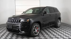 jeep cherokee black 2015 2015 used jeep grand cherokee 4wd 4dr srt at bugatti scottsdale