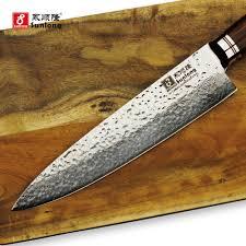 Japanese Handmade Kitchen Knives Aliexpress Com Buy Sunlong 8 Inch Chef Knives Japan 67 Layers