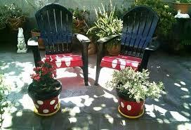 stunning mickey mouse garden decor mickey mouse outdoor