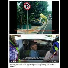 Meme Mobil - beredar meme mobil polisi parkir atau berhenti sooperboy com