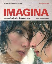 imagina espanol sin barreras instructors edition blanco