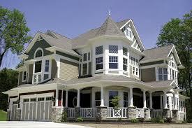 Architecture Home Plans Impressive Luxurious Victorian House Plan 23167jd