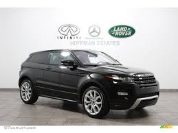 land rover evoque black 2012 santorini black metallic land rover range rover evoque coupe