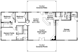 Ranch Floor Plans with House Plans Brilliant Rancher Thai Bedroom Bath Ranch Floor Plan