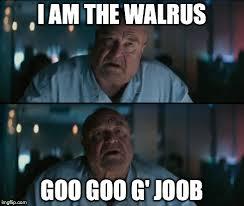 John Goodman Meme - image tagged in beatles john goodman the gambler imgflip