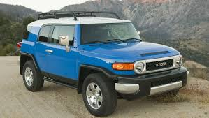 2013 toyota fj cruiser at a glance auto moto japan bullet