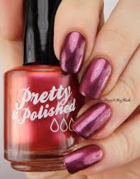 pretty u0026 polished winter 2016 nail polish collection swatches