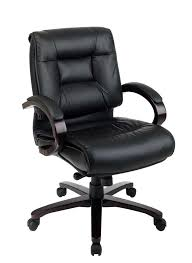 Most Confortable Chair Furniture Mesh Office Chair With Black Canvas Cushioned Seat And
