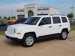 2011 jeep patriot sport mpg 50 best oklahoma city used jeep patriot for sale savings from 2 459