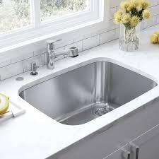 Single Undermount Kitchen Sink by Europro Single Undermount Kitchen Sink By Franke Yliving