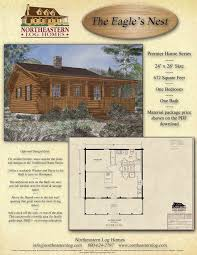 Log Home Floor Plans With Prices by Premier Log Home Series
