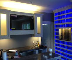 led home interior lighting interior led lighting using warm white and rgb led lights