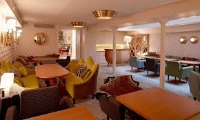 Art Deco Interior by French Art Deco Interior Design By India Mahdavi At Hotel