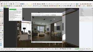 vray sketchup share file mini apartment youtube
