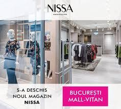magazin uri bucuresti deschiderea noului magazin nissa bucuresti mall vitan feminis