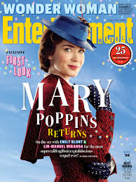 cast of mary poppins returns explain the premise of the sequel