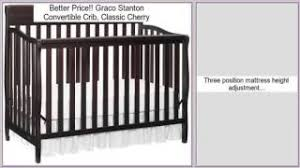 Graco Stanton Convertible Crib Reviews Cheap Graco Cherry Crib Find Graco Cherry Crib Deals On Line At