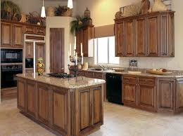 finishing kitchen cabinets ideas popular kitchen cabinet stain colors and photos